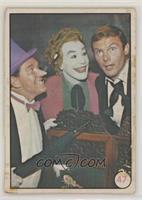 Penguin, The Joker, Bruce Wayne [PoortoFair]