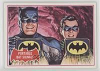 Portable Bat Signals