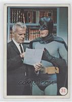 Batman, Commissioner James Gordon [GoodtoVG‑EX]