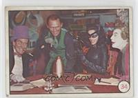Penguin, Riddler, Catwoman, The Joker [Good to VG‑EX]
