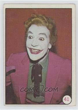 1966 Topps Batman Bat Laffs - [Base] #41 - The Joker [PoortoFair]