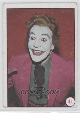 1966 Topps Batman Bat Laffs - [Base] #41.1 - The Joker (No Movie Promo on Back) [PoortoFair]