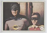 Batman, Robin (Movie Promo on Back) [NoneGoodtoVG‑EX]