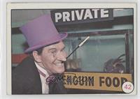 Penguin (No Movie Promo on Back)