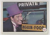 Penguin (Movie Promo on Back)