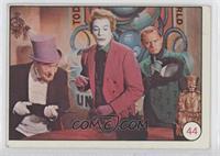 Penguin, The Joker, Riddler (No Movie Promo on Back) [PoortoFair]