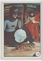 Batman, Robin [Good to VG‑EX]