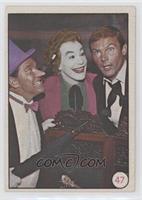 Penguin, The Joker, Bruce Wayne (No Movie Promo on Back)