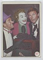 Penguin, The Joker, Bruce Wayne (No Movie Promo on Back) [PoortoFai…