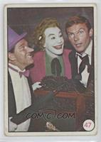 Penguin, The Joker, Bruce Wayne (Movie Promo on Back) [PoortoFair]