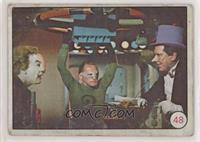 The Joker, Riddler, Penguin (Movie Promo on Back) [Poor]