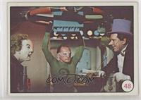The Joker, Riddler, Penguin (Movie Promo on Back)