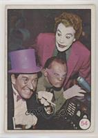 Penguin, Riddler, The Joker (No Movie Promo on Back) [GoodtoVG̴…