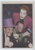 Penguin, Riddler, The Joker (No Movie Promo on Back) [PoortoFair]