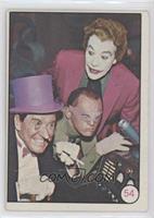 Penguin, Riddler, The Joker (No Movie Promo on Back)