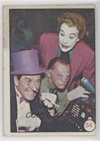 Penguin, Riddler, The Joker (Movie Promo on Back) [Poor]