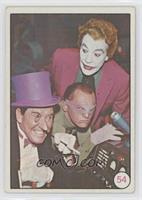 Penguin, Riddler, The Joker (Movie Promo on Back) [GoodtoVG‑E…