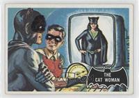 The Cat Woman [Good to VG‑EX]