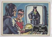 The Cat Woman [GoodtoVG‑EX]