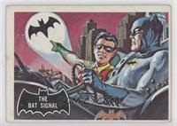 The Bat Signal [NoneGoodtoVG‑EX]
