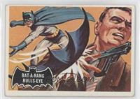 Bat-A-Rang Bulls-Eye [GoodtoVG‑EX]