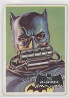 The Bat-Gasmask [GoodtoVG‑EX]