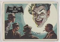 Face of the Joker [Poor to Fair]