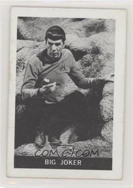 1967 Leaf Star Trek - [Base] #45 - Big Joker [PoortoFair]