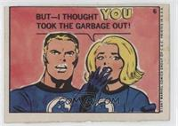 Reed Richards, Sue Storm