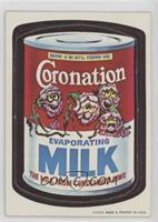 Coronation Evaporating Milk [GoodtoVG‑EX]