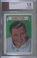 Babe Ruth [BVG1.5FAIR]