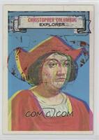 Christopher Columbus [PoortoFair]