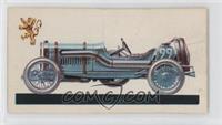 1912 Peugot Grand Prix [PoortoFair]