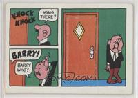 Knock Knock - Barry [PoortoFair]