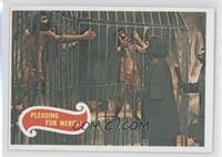 Pleading for Mercy!