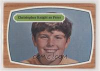 Christopher Knight as Peter [GoodtoVG‑EX]