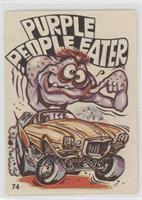 Purple People Eater/Desert Demon! [Poor]