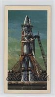 Vostok on launch pad [GoodtoVG‑EX]