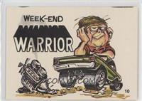 Week-End Warrior