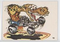Five-Eyed Gator Buggy
