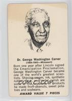 George Washington Carver [GoodtoVG‑EX]