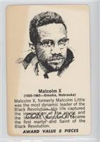 Malcolm X [Good to VG‑EX]