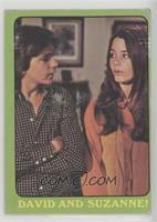 David and Suzanne! (Card lists Suzanne; Susan Dey pictured) [Goodto…