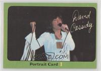 Portrait Card - David Cassidy