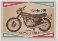 Honda 500 [Poor to Fair]
