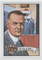 Herbert Hoover [GoodtoVG‑EX]