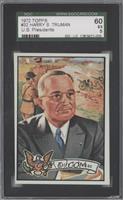 Harry S. Truman [SGC60]