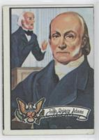 John Quincy Adams [Good to VG‑EX]