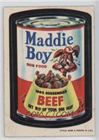 Maddie Boy [PoortoFair]