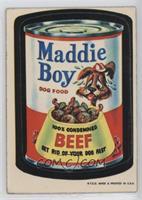 Maddie Boy [GoodtoVG‑EX]